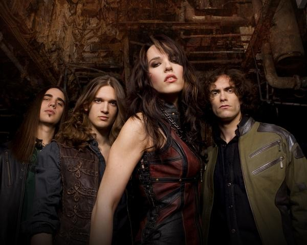 So did I mention, HALESTORM rocks!