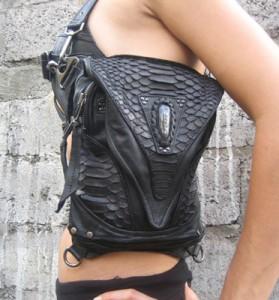 Jungle Tribe Predator Prey Blasting Bag