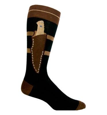 Boot Knife Socks