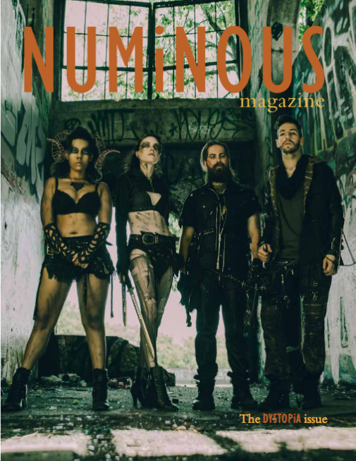 Numinous Cover