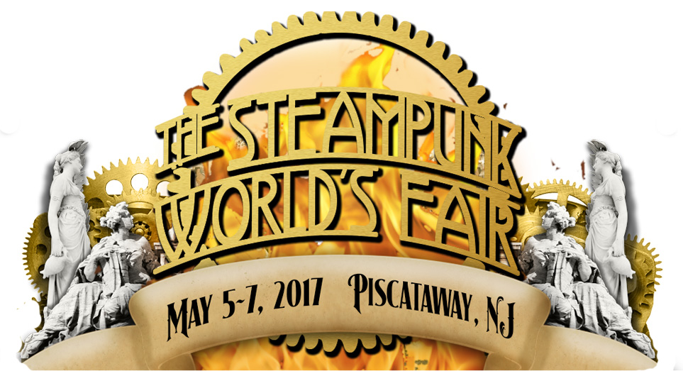 Steam Punk Worlds Fair 2017