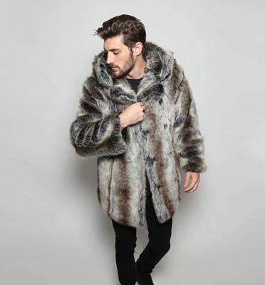 d220a6bd5a Spirit Hoods Grey Wolf Jacket : Delicious Boutique